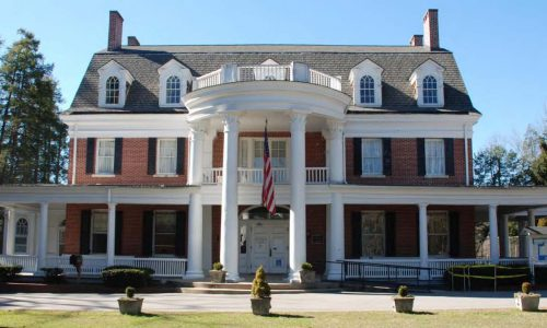 silvermont mansion brevard nc