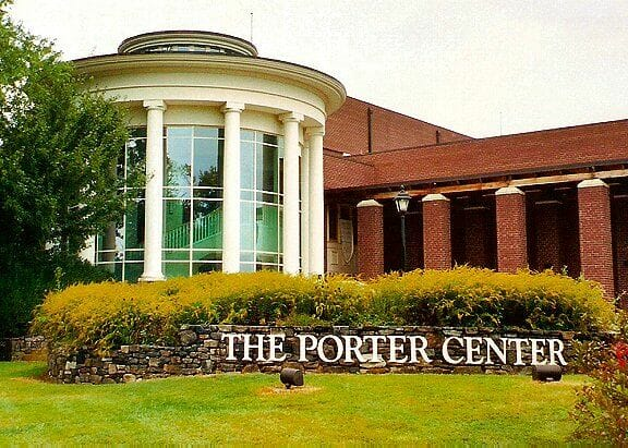 the porter center brevard nc