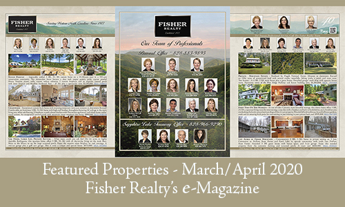 Featured Properties-March/April 2020